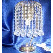 Лампа настольная Каскад-шар 30