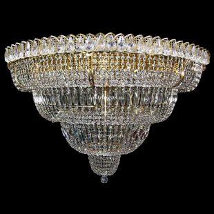 Люстра хрустальная Хрустальный Водопад 17 ламп