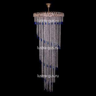 Люстра для лестницы Каскад большой
