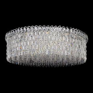 Потолочная люстра Люстра Октава большая 12 ламп