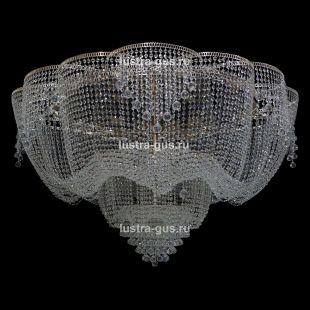 Люстра потолочная Лотос Пион №2