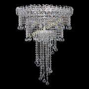 Люстра Водопад Винтаж 5 ламп