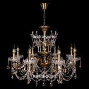 Люстра Венеция №3 8 ламп баден
