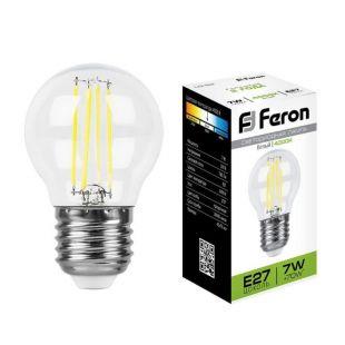 Холодный свет Лампа светодиодная Ferron LB-52, холодный свет