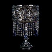 Настольная лампа Кольцо Ажур №7 цветная