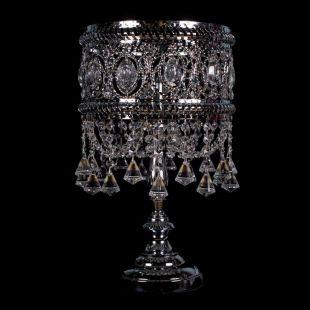 Настольная лампа Кольцо Ажур №8