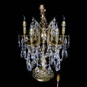 Настольная лампа Луиза №5 лучик