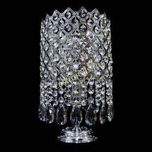 Настольная лампа Корона Сетка журавль