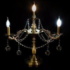 Настольная лампа бронза Винтаж №3