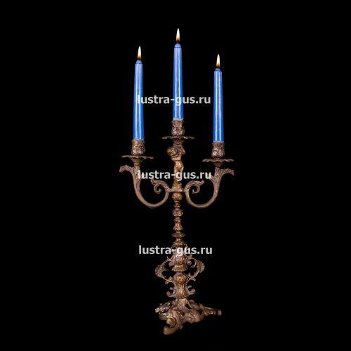 Подсвечник Изабелла 3 свечи