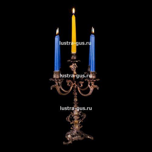 Подсвечник Изабелла ангел 5 свечей