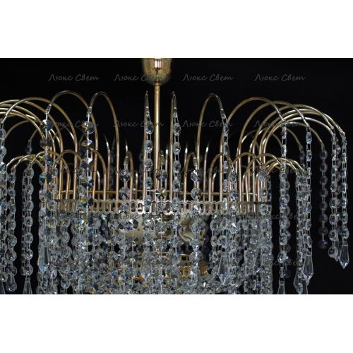 Люстра Акация № 3 - 4 лампы подвесная