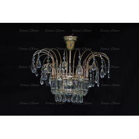 Люстра Акация № 4 - 1 лампа