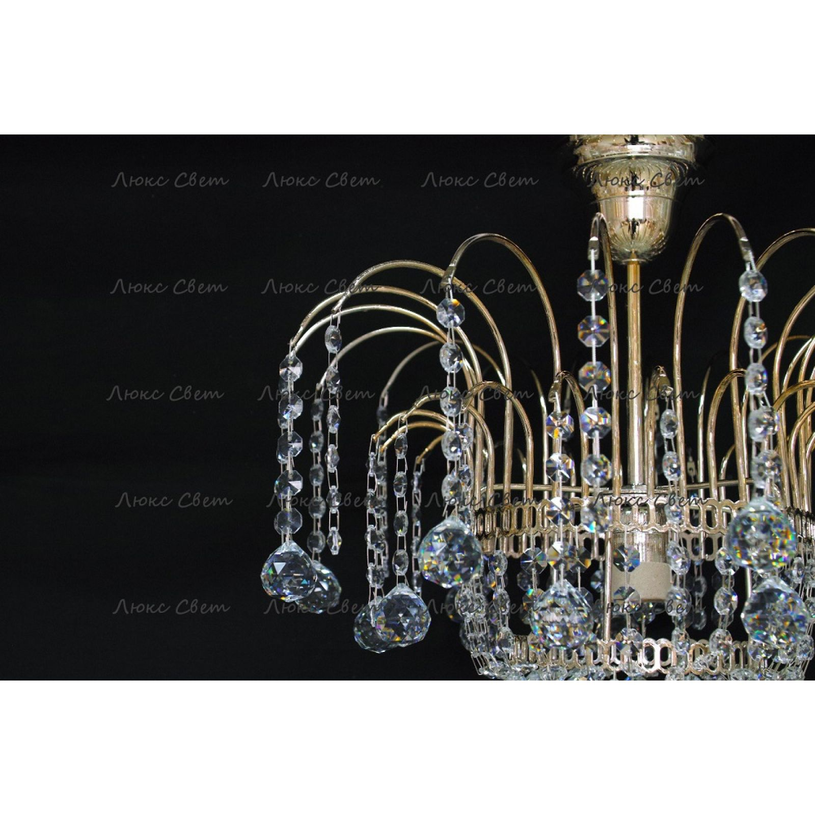 Люстра Акация № 5 - 1 лампа подвесная