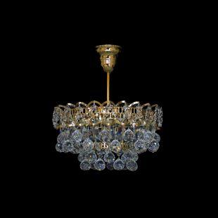 Люстра подвесная Катерина шар 1 лампа