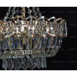 Люстра Натали 1 лампа дубик