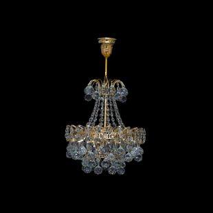 Люстра подвесная Натали 1 лампа шар