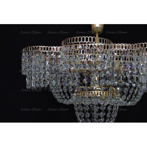 Люстра Лотос 5 ламп подвесная