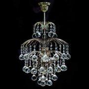 Люстра Хрустальные Брызги с подвесом шар 40