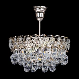 Люстра подвесная Астра шар 1 лампа