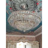 Люстра Хрустальный Каскад №1 с подвесом, диаметр - 700 мм, фото покупателя, Люстры Гусь Хрустальный