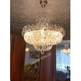 Люстра Кольцо Классика с подвесом, диаметр - 400 мм, фото покупателя, Люстры Гусь Хрустальный