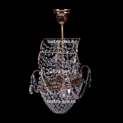 Люстра Корвет 1 ламповый