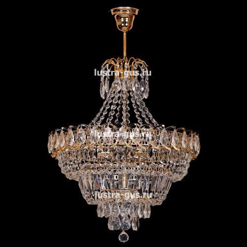 Люстра Натали, диаметр 450 мм, золото