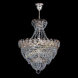 Люстра подвесная Ника Лепестки малая - 3 лампы