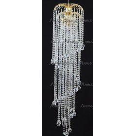 Люстра Винтаж мк 3 лампы шар 40 мм