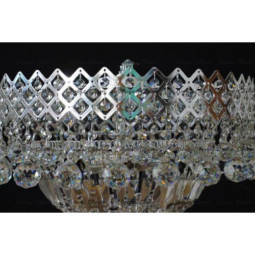 Люстра Водопад корона № 1