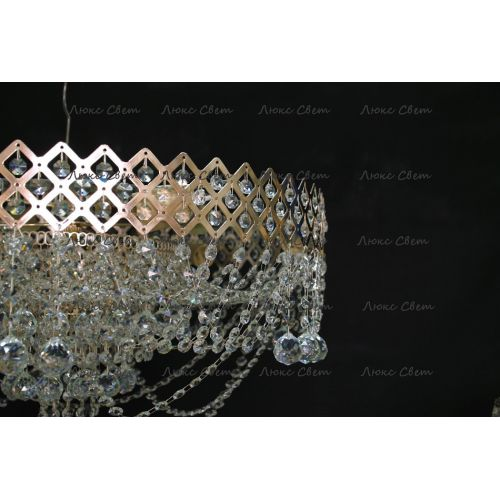 Люстра Корона 6 ламп № 1