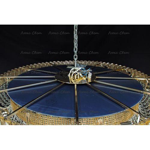 Люстра Кольцо купол 2 - 1000 мм пластина