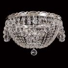 Люстра Анжелика 3 лампы шар 30 мм