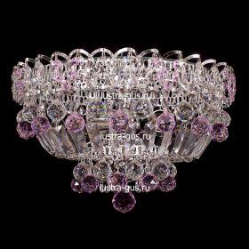 Катерина шар розовая