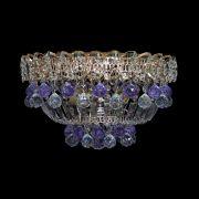 Люстра Катерина шар фиолетовая