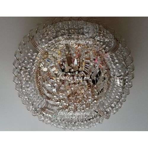 Люстра Кольцо Классика Пластинка, Диаметр - 450 мм (фото от покупателя)