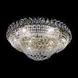 Люстра Лада, диаметр 600 мм, золото, Люстры Гусь Хрустальный