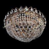 Люстра Лада, диаметр 400 мм, золото