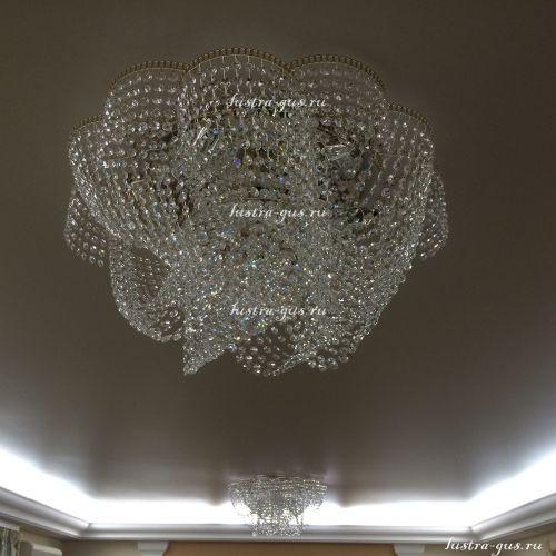 Люстра Лотос Василиса 6 ламп