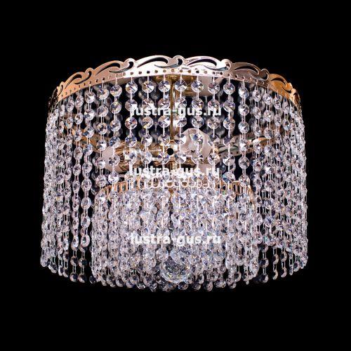 Люстра Анжелика 3 лампы + низ 1