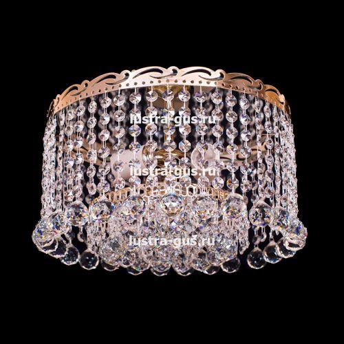 Люстра Анжелика 3 лампы + низ 2