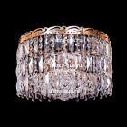 Люстра Анжелика 3 лампы + низ № 3