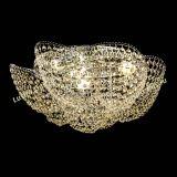 Люстра Космос 3 лампы, Серебро