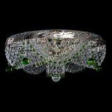 Люстра Виктория зеленая