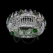 Люстра Кольцо Ожерелье Шар цветная
