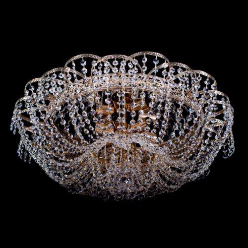 Люстра Ромашка №19, цвет фурнитуры: золото