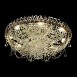 Люстра Вероника, диаметр 700 мм, цвет золото, Люстры Гусь Хрустальный